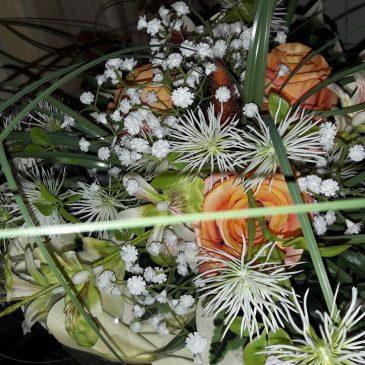 Bouquet bulle BB93