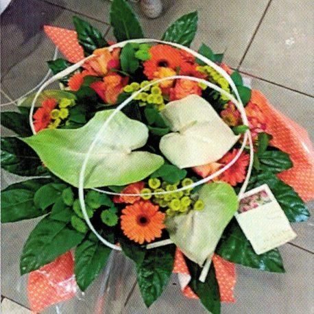 Bouquet bulle 7