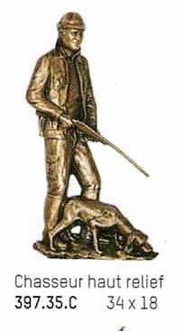 Ornements en bronze : Loisirs